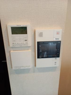 床暖房付き!24時間セキュリティ付きオートロックマンションで安心・快適に生活が出来ます!!