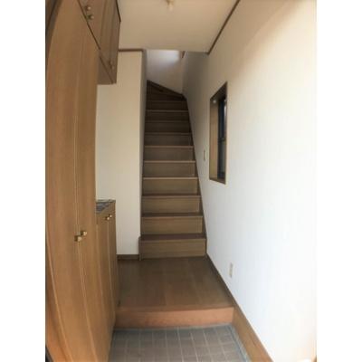 【玄関】安行二階部分