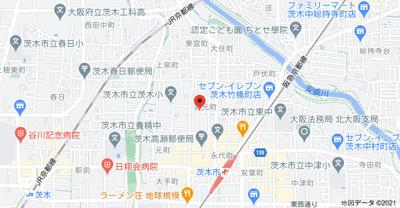 【地図】ユーティ19