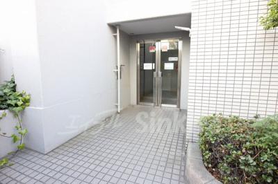 【エントランス】グランツ新大阪