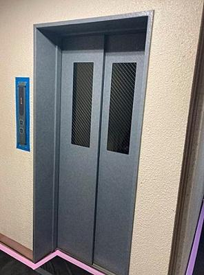 上階の上り下りに便利なエレベーター付です。