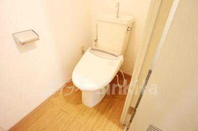 【トイレ】第2星栄ハイツ