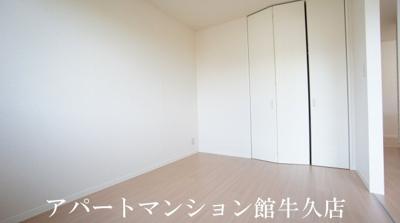 【寝室】サンライズ白虎