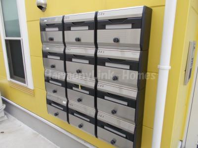 フェリスプリマの郵便ボックス