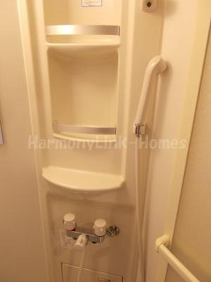 フェリスプリマの使いやすいシャワールームとなっています(別部屋参考写真)