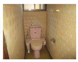 トイレは2か所あります