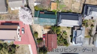 甲府市山宮町の敷地面積1084.60平米の中古住宅