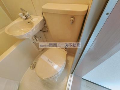 【トイレ】センチュリーロイヤル小阪