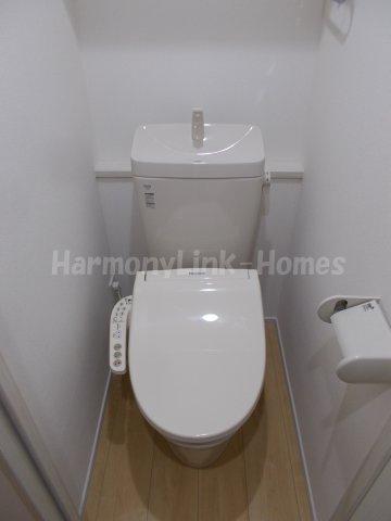 ソフィアハミングのトイレです(1F参考写真)