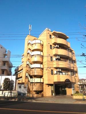 【外観】ライオンズマンション上石神井第ニ