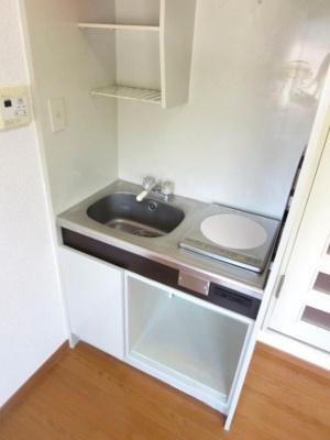 【キッチン】ライオンズマンション上石神井第ニ