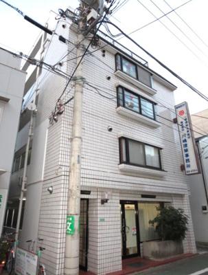 【外観】ニューハイツ武蔵関