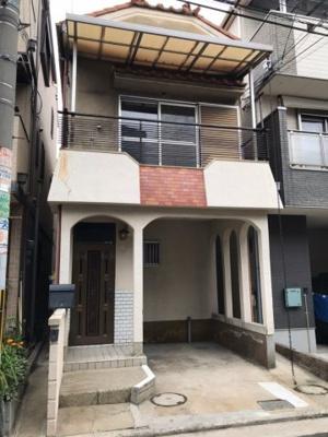 【外観】堺市堺区海山町四丁 戸建