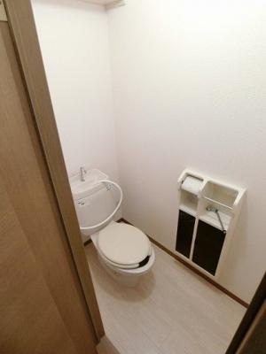【トイレ】メゾンプロスペリテ