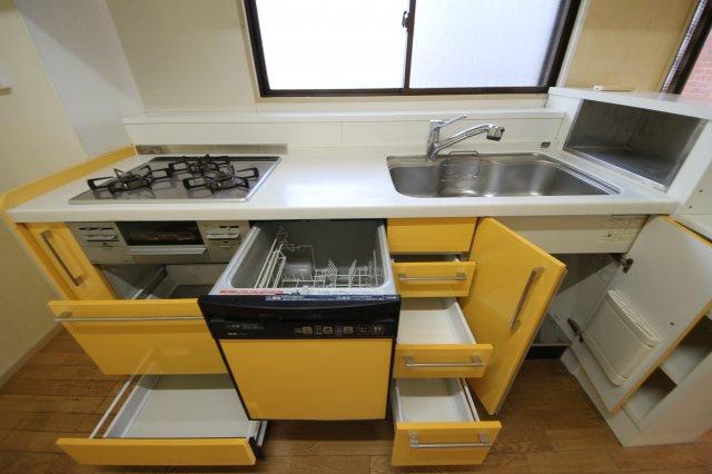 朝食準備、送り迎え…と忙しい朝に、大助かりの食器洗浄機
