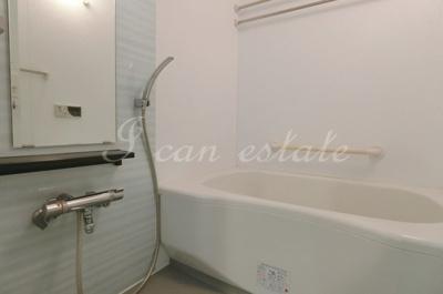【浴室】コンフォリア上野広小路