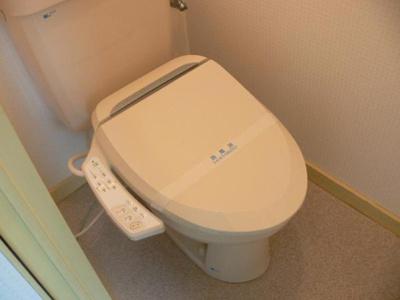 【トイレ】ヴィラ浦本・