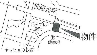 【地図】ヨコハマパレス