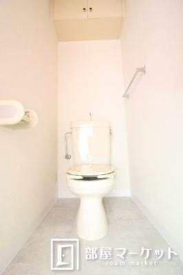 【トイレ】ハイツ3ON3