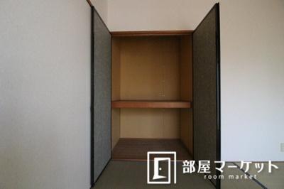 【収納】ハイツ3ON3