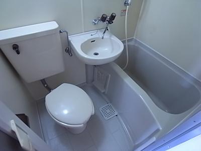 【トイレ】垂水ハウス1番館