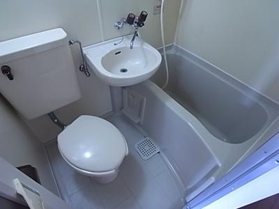 【浴室】垂水ハウス1番館