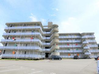 【外観】石川県加賀市野田町松ケ丘一棟マンション