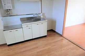 【キッチン】石川県加賀市野田町松ケ丘一棟マンション