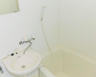 【浴室】石川県加賀市野田町松ケ丘一棟マンション