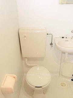 【トイレ】石川県加賀市野田町松ケ丘一棟マンション