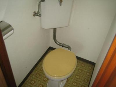 【トイレ】KSSマンション