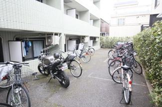 駐輪場・バイク置場