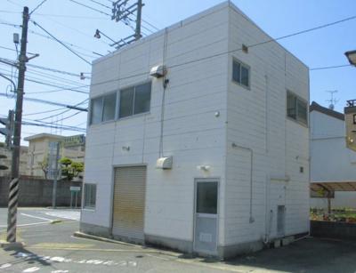 【外観】古浜町 売店舗・事務所