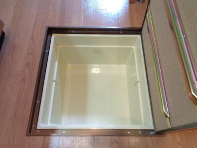 床下収納 ※写真はイメージです