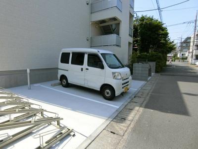【駐車場】リブリSAKAE2