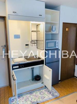 【キッチン】CATURDAY MANSION -ASAKUSA-(キャタデイマンション浅草)