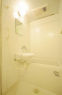 【浴室】レオパレスASEBAⅠ