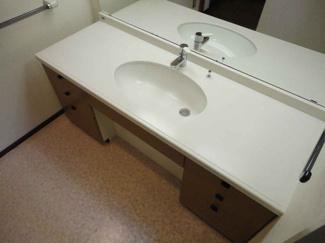 FUJIビル5号館 独立洗面台