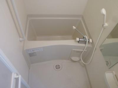 【浴室】ライジングプレイス浅草EAST