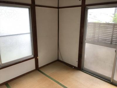 【居間・リビング】垣阪貸家