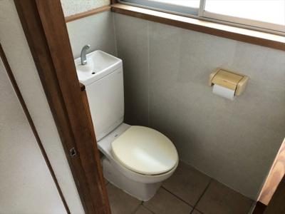 【トイレ】垣阪貸家