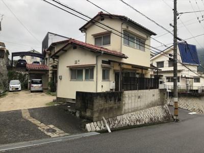 【駐車場】垣阪貸家