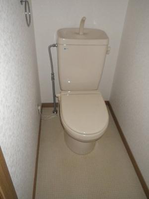 【トイレ】アベニュー大田面B棟