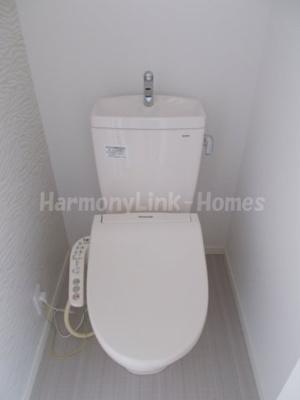 stage中野Ⅱのコンパクトで使いやすいトイレです(温水洗浄機付便座)(同一仕様写真)☆