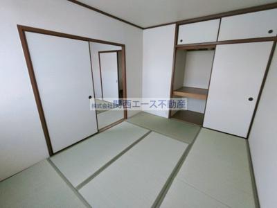 【寝室】岩崎ハイツP1