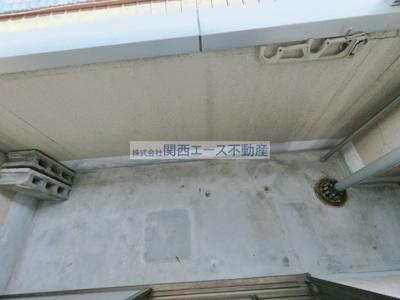 【バルコニー】岩崎ハイツP1