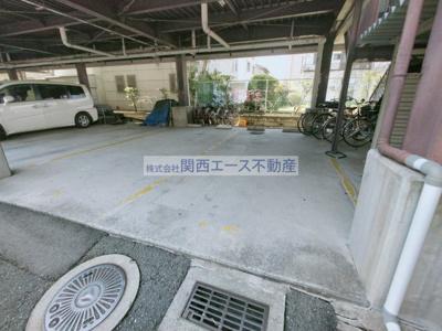 【駐車場】岩崎ハイツP1