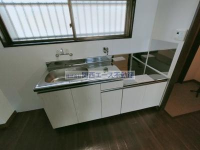 【キッチン】岩崎ハイツP1
