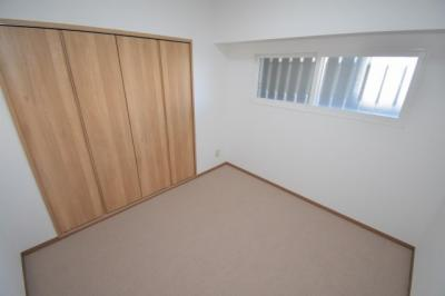 4、5帖の洋室です。
