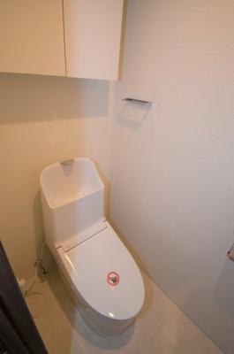 トイレも新規交換済み